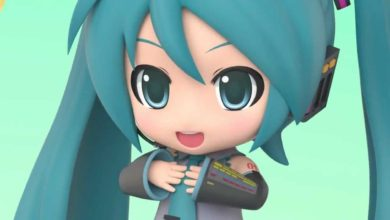 Photo of New Hatsune Miku themes are now available for the 3DS in Europe