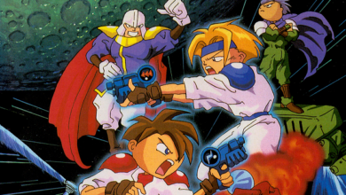 Photo of Gunstar Heroes' soundtrack on vinyl goes on sale Saturday