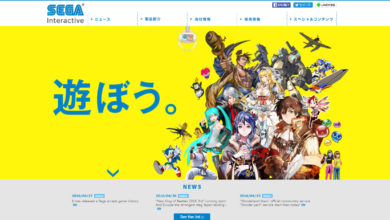 Photo of SEGA Interactive launches new site and opens its Arcade Archives for the 1st time!