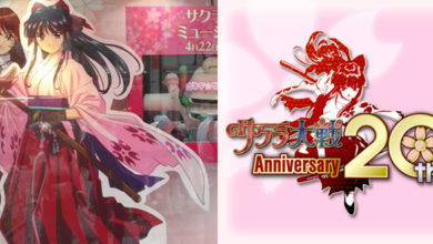 Photo of Sakura Taisen 20th Anniversary Exhibit opens in Japan