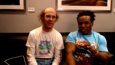 Photo of Watch Keith Apicary and Xavier Woods play Streets of Rage 3