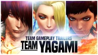 Photo of Meet Team Yagami on The King of Fighters XIV