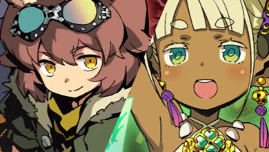 Photo of Etrian Odyssey V's latest trailers feature the Shaman and Hound classes