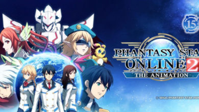 Photo of A PSO2 The Animation Character Song CD is coming soon
