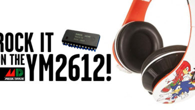 Photo of Rock your speakers with these music covers running on the YM2612!