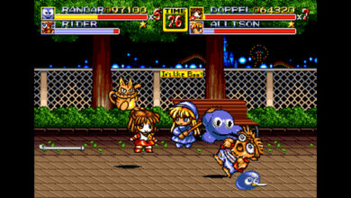 Photo of Puyo Puyo Mod for Streets of Rage 2 doubles the fun!