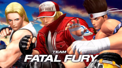 Photo of The King of Fighters XIV's latest trailer introduces Team Fatal Fury