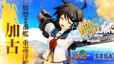 Photo of SEGA introduces more Fleet Girls in latest Kancolle Arcade Video