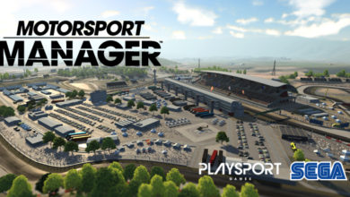 Photo of Motorsport Manager heading to PC