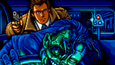 Photo of Fan working on Snatcher VR remake