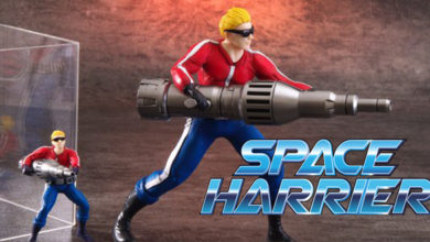 Photo of RC Berg announces Space Harrier Model kits preorders date