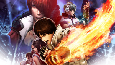 Photo of Here's the latest gameplay trailer for King of Fighters XIV