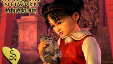 "Photo of Team Yu launches the ""Shenmue Heart of Gold"" campaign to help sheltered animals in Japan"