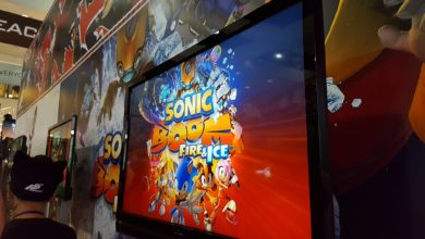 Photo of Here's my hands-on impression of Sonic Boom: Fire & Ice at E3
