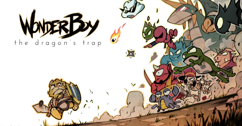 Photo of Wonder Boy: The Dragon's Trap release date revealed