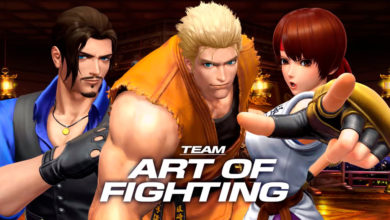 """Photo of The King of Fighters XIV's latest trailer features Team """"Art of Fighting"""""""