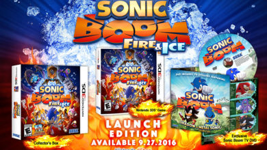 Photo of Sonic Boom: Fire and Ice will be playable at E3 and have a launch edition