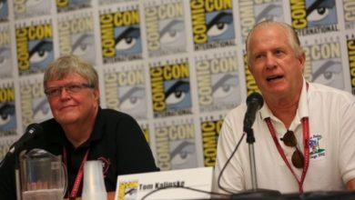 Photo of Former SEGA of America President Tom Kalinske, Marketing Director Al Nilsen join Mega Visions