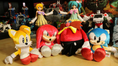 Photo of Sonic the Hedgehog is getting some 25th Anniversary plushies