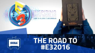 Photo of SEGA Central takes on the road to E3 2016