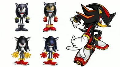 Photo of SEGA revealed some classic concept art from the Sonic series