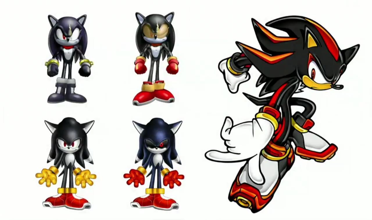 Sega Revealed Some Classic Concept Art From The Sonic