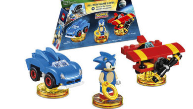 Photo of Here's a closer look at Sonic's level pack in LEGO Dimensions