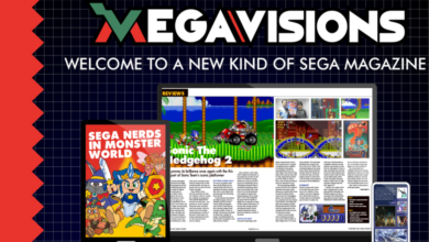 Photo of The Mega Visions Kickstarter for a new SEGA magazine ends this Monday