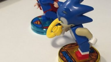 Photo of Here's a closer look at Sonic the Hedgehog in LEGO Dimensions