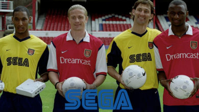 Photo of SEGA and the (brief) history of marketing with soccer teams