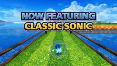Photo of Classic Sonic coming to Sonic Dash as playable character