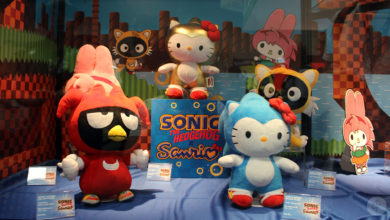 Photo of SEGA and Sanrio are collaborating to make Sonic x Hello Kitty toys