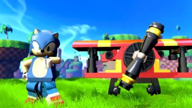 Photo of Here's a new trailer featuring Sonic in LEGO Dimensions