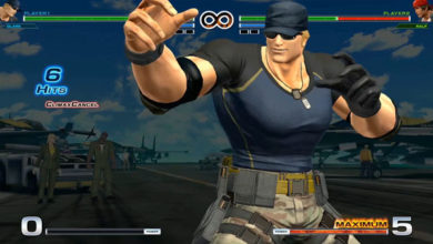 Photo of The King of Fighters XIV's latest trailer showcases 'Ikari Warriors Team'