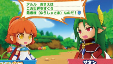 Photo of Here's a closer look at the upcoming Puyo Puyo Chronicle