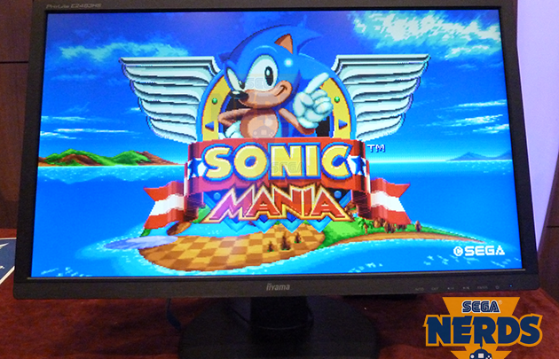 Sonic Mania The Sequel Weve All Been Waiting For We Get Hands On