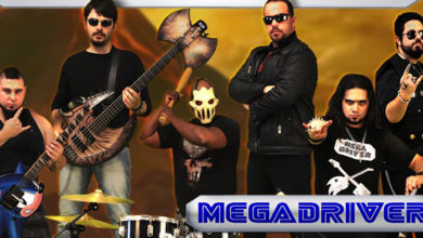 Photo of When SEGA songs meet Metal: Interview with MegaDriver