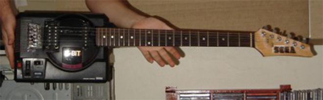 Sega Guitar