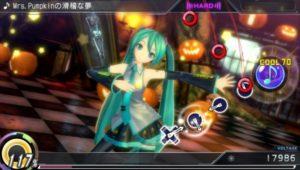 Diva X gameplay