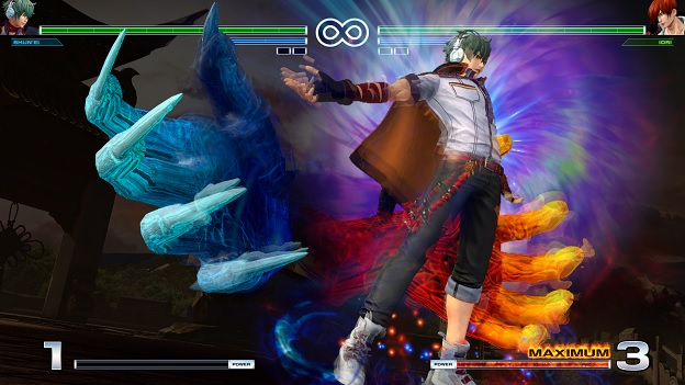 King of Fighters Climax