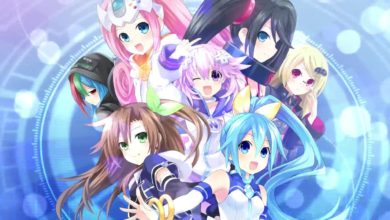 Photo of Superdimension Neptune VS SEGA Hard Girls launches October 18 in North America, October 21 in Europe