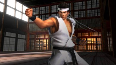 Photo of SEGA has renewed Virtua Fighter's trademark