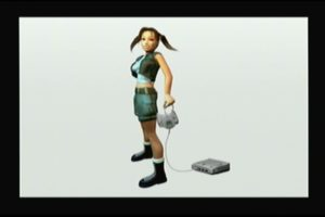 Sega Tomb Raider 10