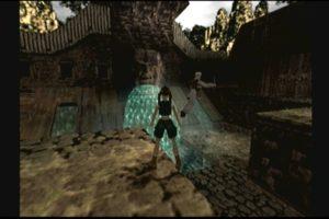 Sega Tomb Raider 16