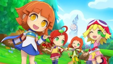 Photo of A Puyo Puyo Chronicles demo launches Nov. 22nd in Japan