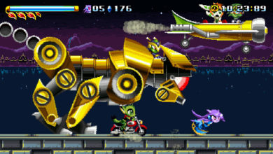 Photo of Freedom Planet, a Sonic the Hedgehog-inspired platformer, is coming to PS4