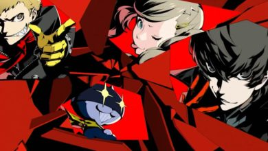 Photo of Persona 5 has been delayed until April 2017