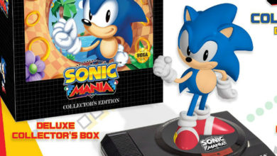 Photo of The Sonic Mania Collector's Edition is coming to Europe