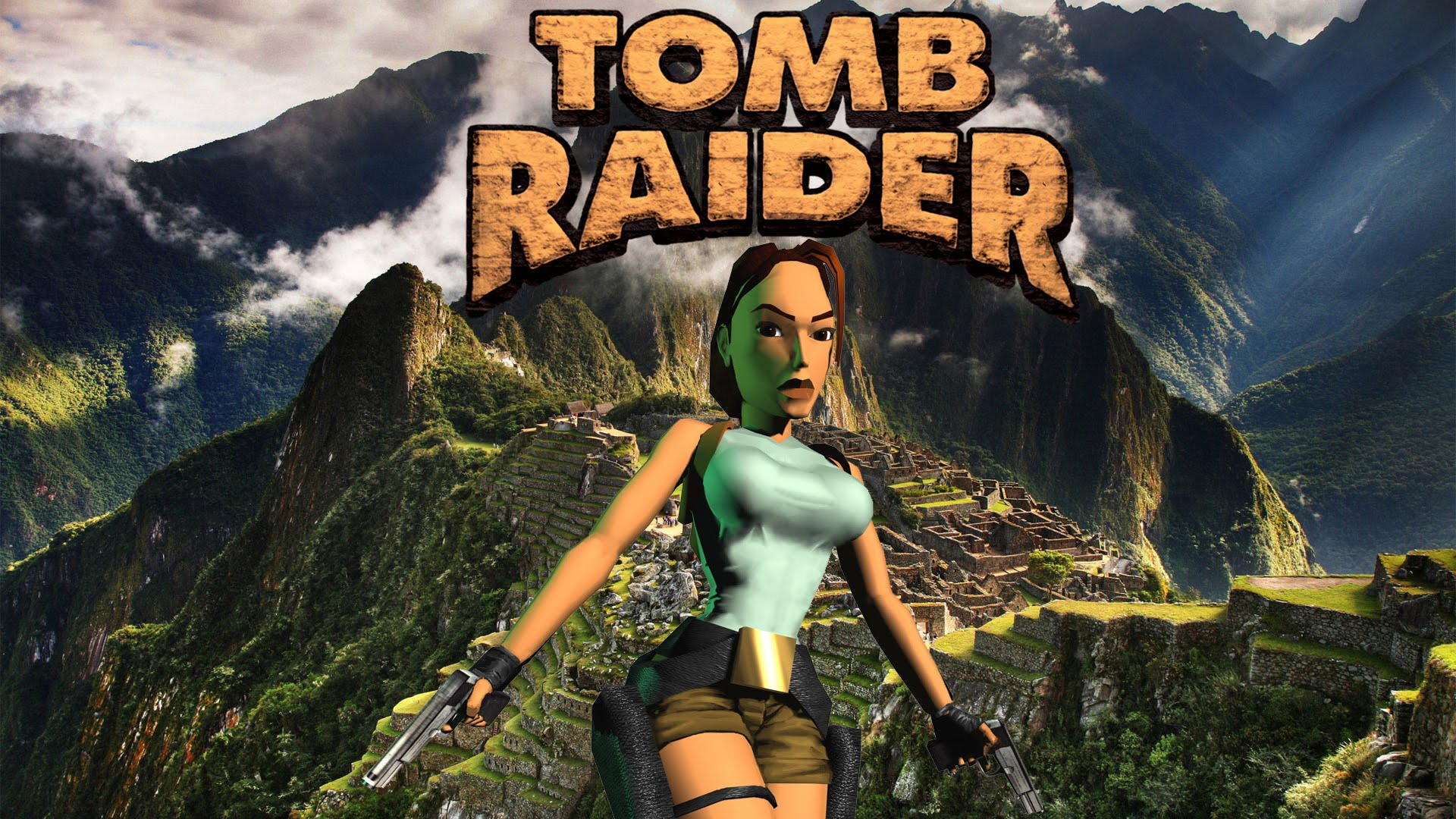 The Forgotten History Of Sega And Tomb Raider Sega Nerds