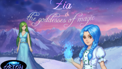 Photo of Orion released a new Dreamcast game called Zia and the Goddesses of Magic